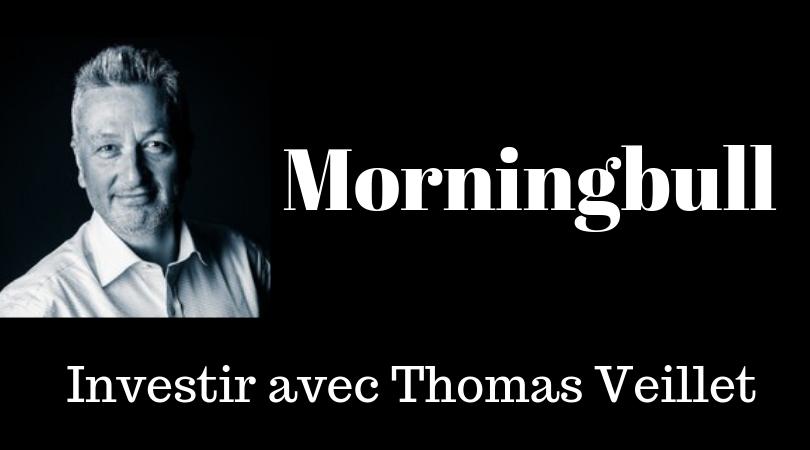 Morningbull investir avec Thomas Veillet - logo
