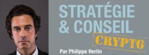 Stratégie & conseil Crypto - Philippe Herlin