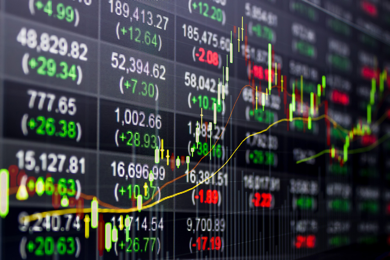 Les marchés boursiers